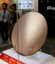 ESC Taiwan: TSMC showcases 300mm wafer with copper pad and bumping