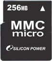 Silicon+Power+introduces+handset%2Duse+MMC+Micro+mini+card