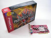 Tul PowerColor Radeon 9550 graphics card