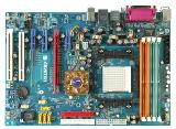 The Albatron K8NF4X-AM2 motherboard