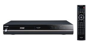 Toshiba's HD-XF2 HD DVD player