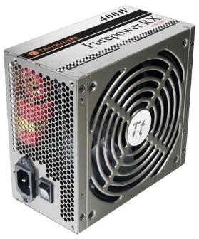 Thermaltake's Purepower RX 400W power supply