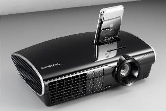 ViewSonic deubts iPod front projector at  CES 2007