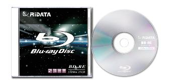 Ritek blue-laser optical discs