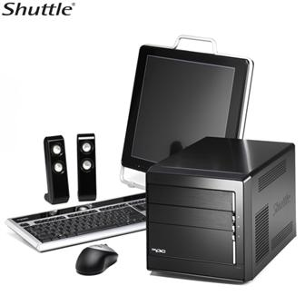 Shuttle XPCs now shipping with Windows Vista