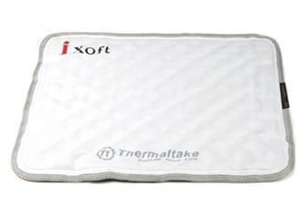 The Thermaltake iXoft passive notebook cooling pad