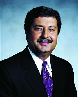 SanDisk co-founder and president, Sanjay Mehrotra