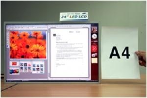 Samsung to produce LED-based high-end LCD panel