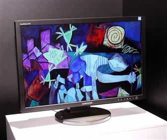 Samsung to launch 27-inch LCD montior in Taiwan