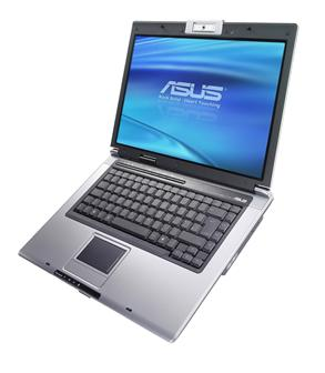 Asustek F5V series notebook