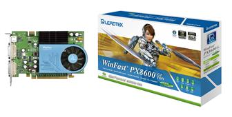 Leadtek WinFast PX8600 GT TDH 512MB graphics card