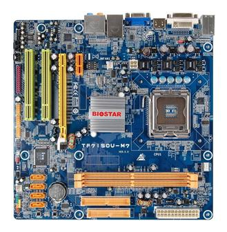 Biostar TF7150U-M7 GeForce 7 series motherboard