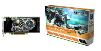 Leadtek PX8800 GT Extreme graphics card