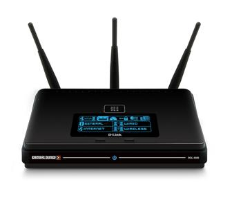 D-Link Draft 802.11n Xtreme N Gaming Router