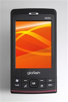 E-ten Glofiish X600 handset