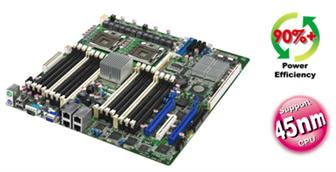 Asustek DSEB-D16/SAS server board