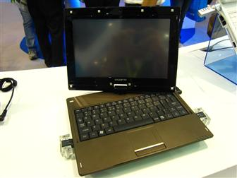 Gigabyte M912X low-cost notebook