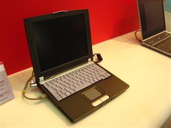 GeCube 10-inch Genie SR low-cost notebook
