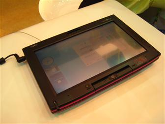 Flybook 8.9-inch V5 mini-notebook in tablet PC form