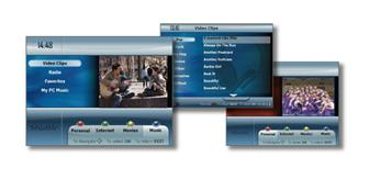 Shuttle Media Shell software