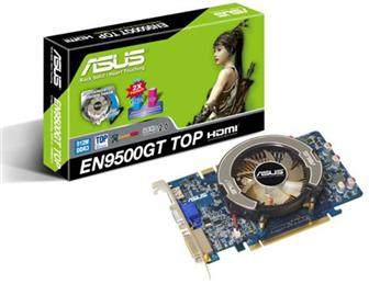 Asustek EN9500GT TOP/DI/512M graphics card