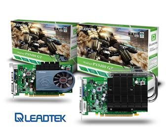 Leadtek WinFast PX9400 GT graphics card