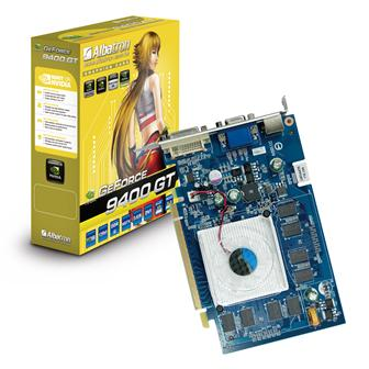 Albatron 9400GT-512 graphics card