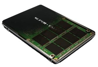 Super Talent's MasterDrive SSDs are offered in 64GB and 128GB capacities