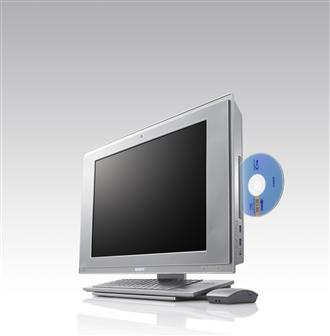 Sony Vaio LN series all-in-one PC