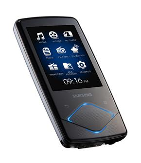 Samsung Q1 MP3 player