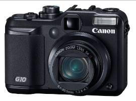 Canon digital camera PowerShot G10