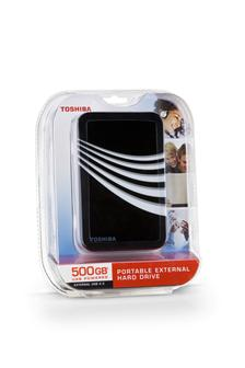 Toshiba portable external 2.5-inch HDD