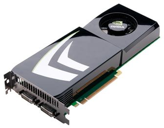 Nvidia GeForce GTX 275 graphics card
