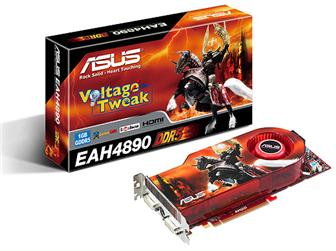 Asustek EAH4890 series graphics card