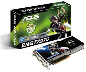 Asustek ENGTX275 series graphics card