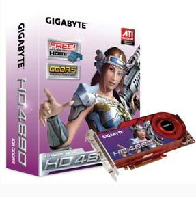 Gigabyte GV-R489-1GH-B graphics card
