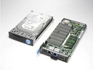 Dell XS11-VX8 server has a similar form factor as a HDD