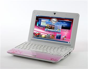 Disney Netpal netbook