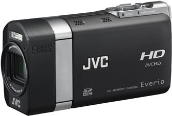 JVC Everio series camcorder GZ-X900