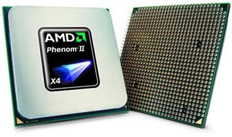 AMD Phenom II X4 series processor