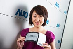 AUO 6-inch flexible e-paper