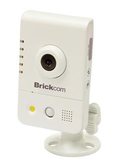 Brickcom Megapixel Cube Network Camera