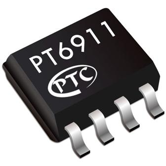 PTC high power LED driver IC - PT6911