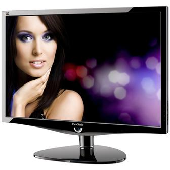 ViewSonic 27-inch Full HD LCD monitor with 1ms response time