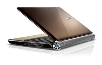 MSI Wind U160DX netbook