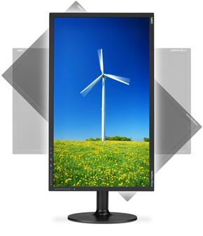 NEC Display Solutions of America 23-inch LED monitor, the MultiSync EX231W