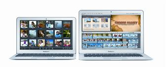 Apple new 11-inch and 13-inch MacBook Air notebooks