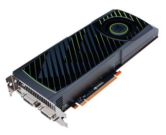 Nvidia GeForce GTX 570 graphics card