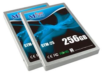 Memoright SSD- STM-25SATA-256GB.JPG (Photo: Company)