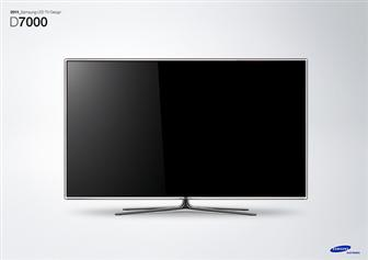 Samsung showcasing design innovations and smarter LED TV at CES 2011 - the LED D7000